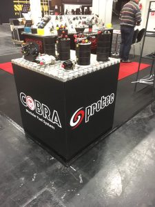 Come see our new brushless surge pot