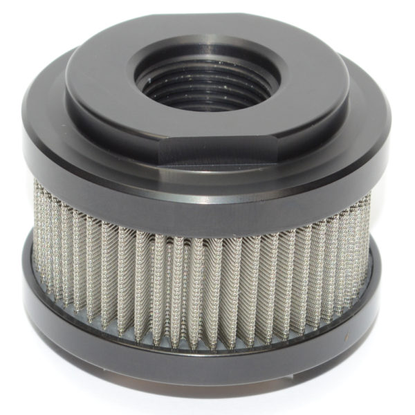 65 Micron Pleated Stainless Steel Pre-Filter - 12801