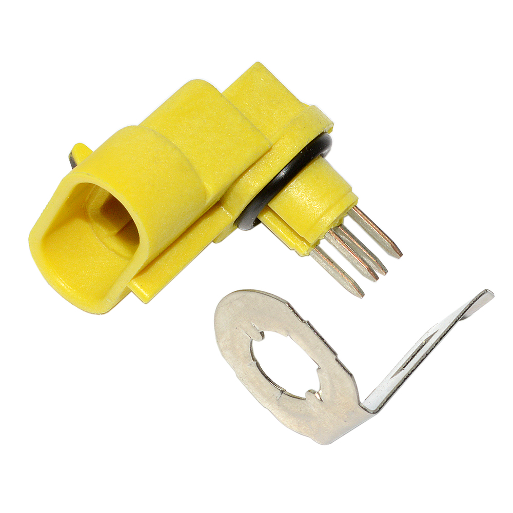 Electrical Connector, Bulkhead Connector Assembly, 4 Way, BCA-4W ...